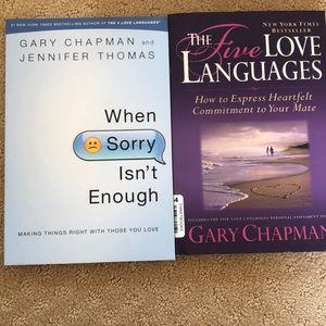 Gary Chapman books